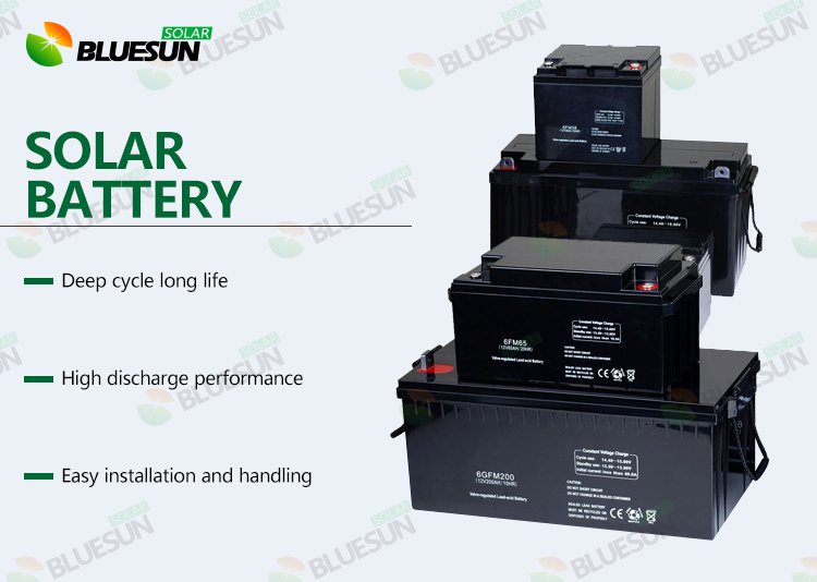 12V 150ah Interstate Battery