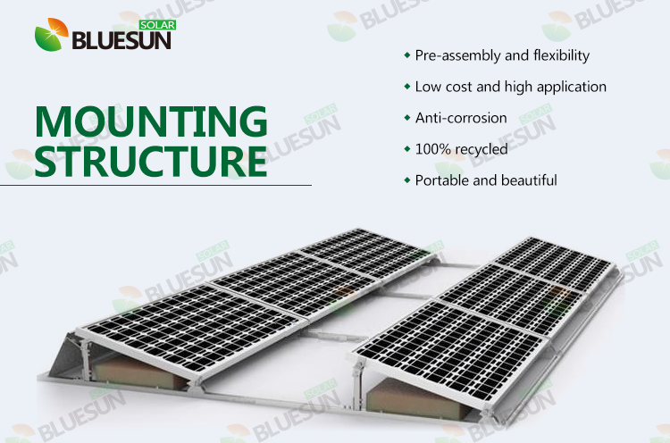 roof pv mounting systems