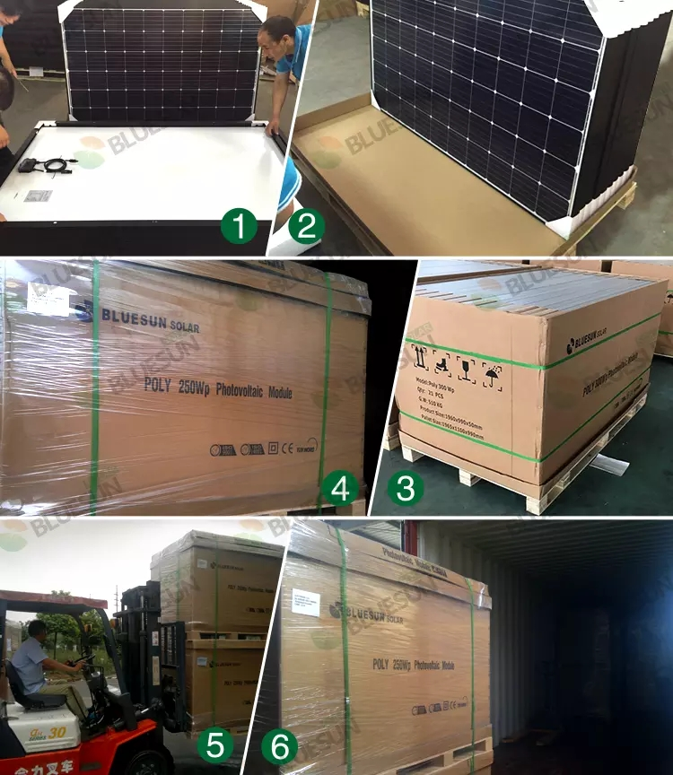 Bluesun Solar Energy Tech. Co.,ltd