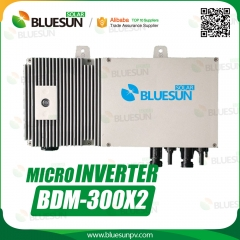 On-grid Solar Power System Micro inverter 600W (2*300W)