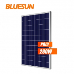5BB poly solar panel 265w 275w 285w 60 cells series