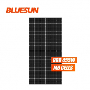 Bluesun 144Cell Solar Panel 9BB 455W Mono PV Module